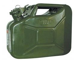 Tanica per carburante in acciaio 10L